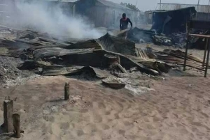 Lagos ignores court order, demolishes waterfronts